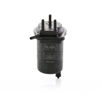 WK 939/6 MANN-FILTER Фильтр топливный