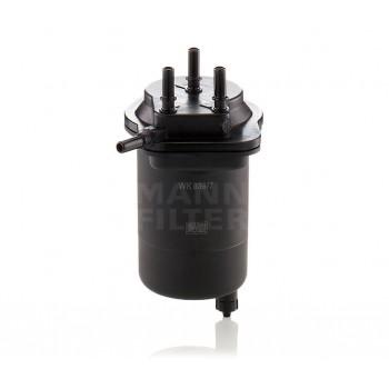 WK 939/7 MANN-FILTER Фильтр топливный