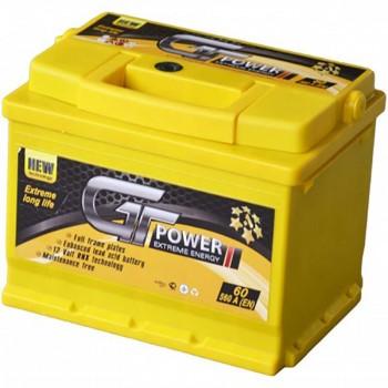 АКБ GTPower 6СТ-60 (п.п.) [д242ш175в190/540]