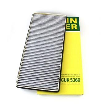 CUK 5366 MANN-FILTER Фильтр салонный (уголь.)
