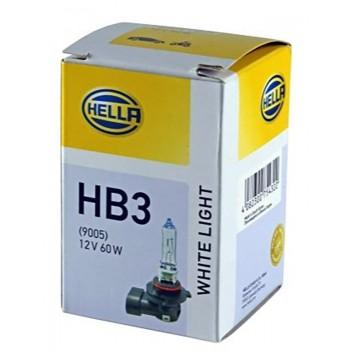 8GH223498161 HELLA Лампа WHITE LIGHT HB3 60W P20d 3700K