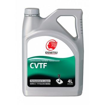CVTF IDEMITSU Трансмисионная жидкость для вариаторов (4L)