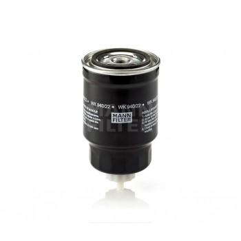 WK 940/22 MANN-FILTER Фильтр топливный