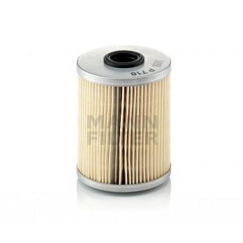 P 718 X MANN-FILTER Фильтр топливный