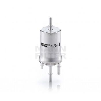 WK 69/2 MANN-FILTER Фильтр топливный