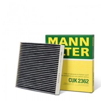 CUK 2362 MANN-FILTER Фильтр салонный (уголь.)