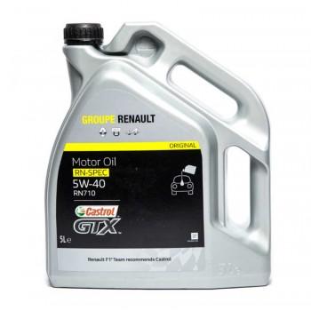 5W-40 RN710 5 L RENAULT CASTROL
