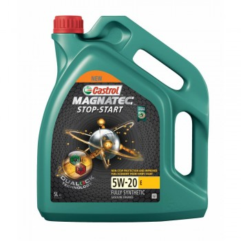 5W-20 E MAGNATEC STOP-START DUALOCK 5L CASTROL