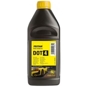 DOT 4 Тормозная жидкость 1 L TEXTAR