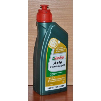 90 CASTROL AXLE Z LIMITED SLIP 1L