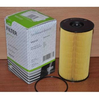 KK0101 GREEN FILTER Фильтр топливный Китай#