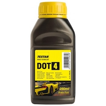 DOT 4  Тормозная жидкость 0.25 L TEXTAR