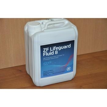 8HP Жидкость трансмиссионная (5L) ZF