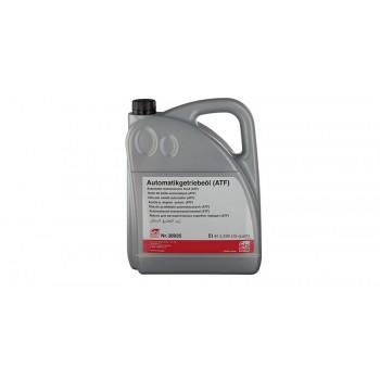 ATF FEBI Жидкость трансмиссионная желт. 6НР (5L)