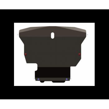 10.0279 SHERIFF Защита картера и КПП HYUNDAI сталь 2 мм