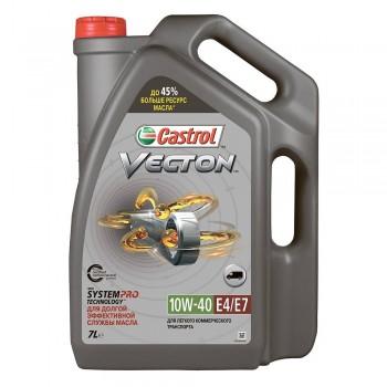 10W-40 E4/E7 CASTROL VECTON 7 L