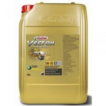 5W-30 E7 VECTON FUEL SAVE 20 L CASTROL