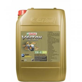 10W-40 E7 VECTON LONG DRAIN 20 L CASTROL