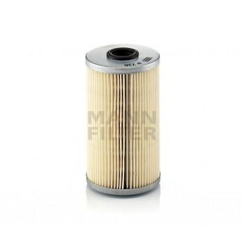 P 726 X MANN-FILTER Фильтр топливный
