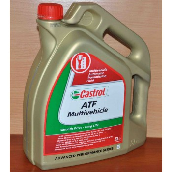 ATF CASTROL MULTIVEHICLE 5L