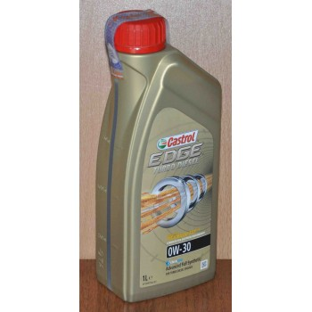 0W-30 EDGE TURBO DIESEL 1L CASTROL (BE02 Бельгия)