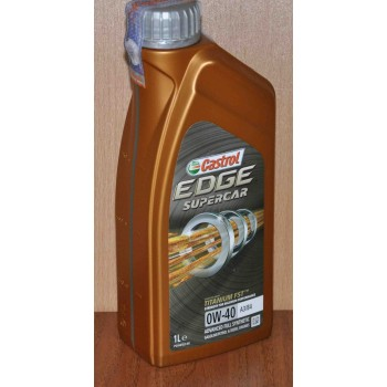 0W-40 A3/B4 EDGE SUPERCAR 1L CASTROL (AT01 Австрия)