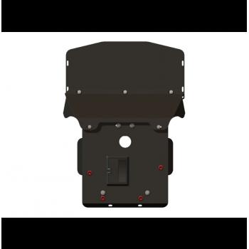 03.0326 SHERIFF Защита картера BMW сталь 2 мм