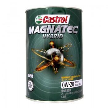 0W-20 GF MAGNATEC HYBRID 1L CASTROL Ж/Б