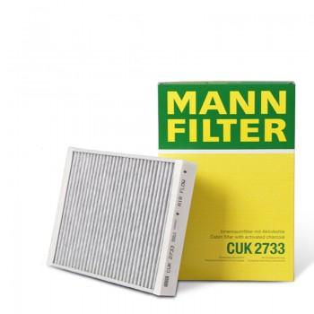CUK 2733 MANN-FILTER Фильтр салонный (уголь.)