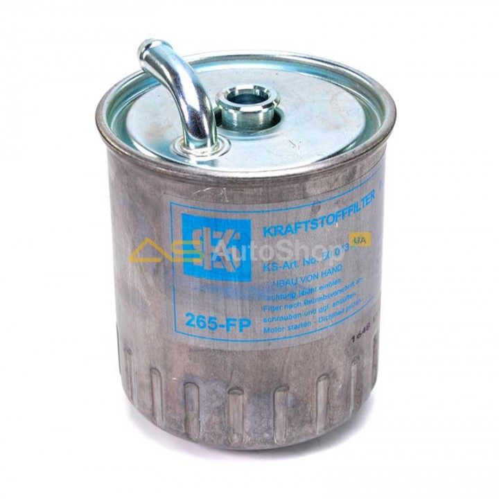 50013265 KOLBENSCHMIDT Фильтр топливный MB C(W203) CLK(C209) G(W463) M(W163) -07 200CDI-270CDI