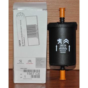 1567.C6 PSA Фильтр топливный
