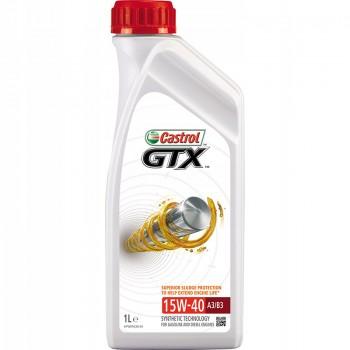 15W-40 A3/B3 GTX 1L CASTROL
